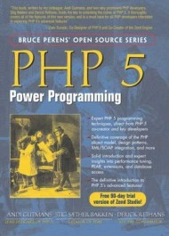 PHP5 Power Programming