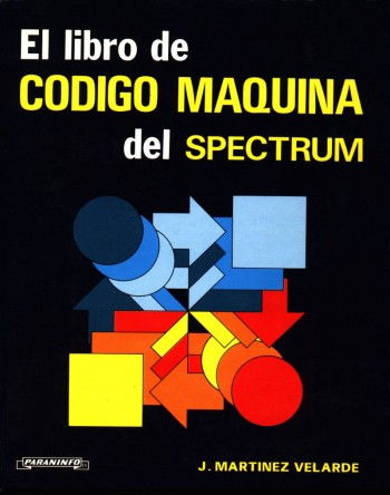 El libro del Cdigo Mquina del  Spectrum