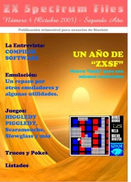 Revista ZX Spectrum Files #4