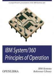 IBM system/360 principles of operation