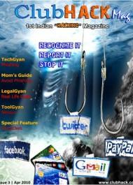 Club Hack Magazine #03