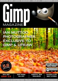 GIMP Magazine #1