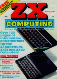 ZX Computing Magazine (Junio-Julio 1983)