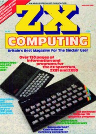 ZX Computing Magazine (Junio-Julio 1984)