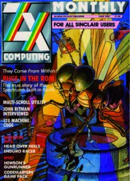 ZX Computing Magazine (Junio 1987)