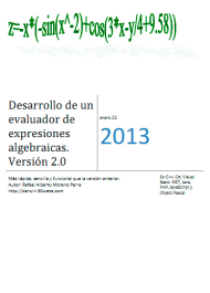 Evaluador de Expresiones Algebraicas II