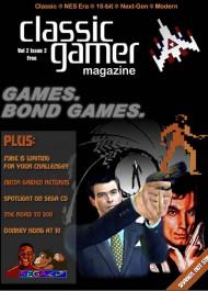 Classic Gamer Magazine #2