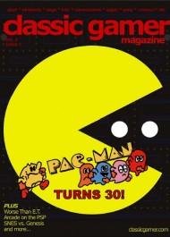 Classic Gamer Magazine #3