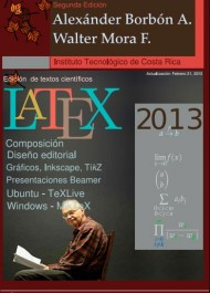 Edicin de textos cientficos LaTeX 2013