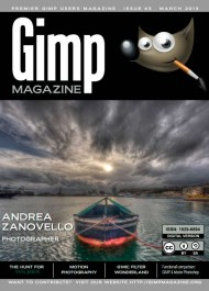 GIMP Magazine #3