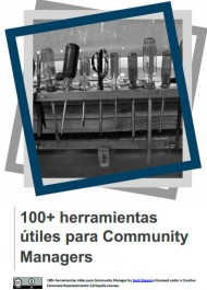 100+ Herramientas tiles para Community Managers