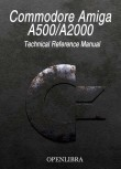 Commodore Amiga A500/A2000 Technical Reference Manual