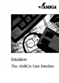 Intuition The Amiga User Interface