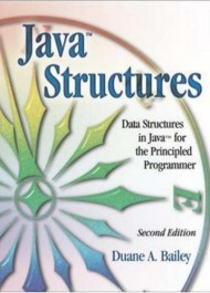 Java Structures, the Book