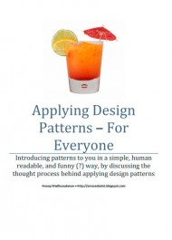 Applying Design Patterns for Everyone