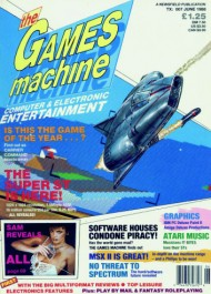 The Games Machine #7