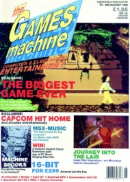 The Games Machine #9