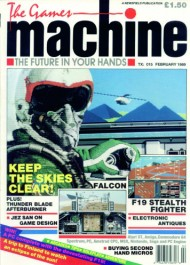 The Games Machine #15
