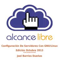 Configuración De Servidores Con GNU/Linux