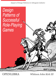Design Patterns of Successful Role-Playing Games