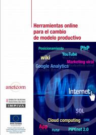 Herramientas online para el cambio de modelo productivo