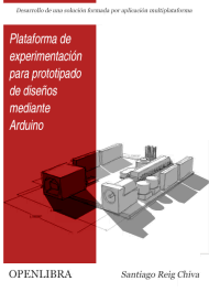 Plataforma de experimentación para prototipado de diseños mediante Arduino