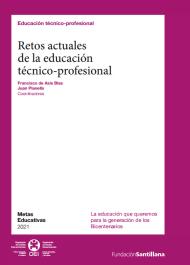 Retos Actuales de la educación técnico-profesional