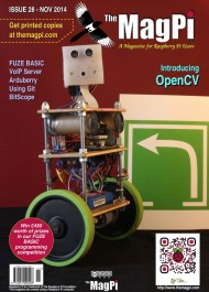 The MagPi #28