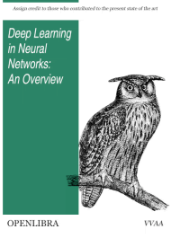 Deep Learning in Neural Networks: An Overview