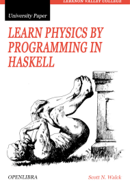 Learn Physics by Programming in Haskell