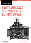 Programming a Computer for Playing Chess