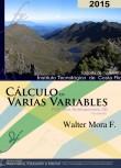 Cálculo en Varias Variables. Ed. 2015