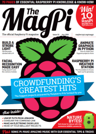 The MagPi #32
