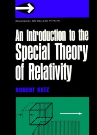 An Introduction to the Special Theory of Relativity