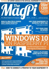 The MagPi #34