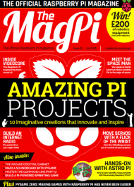The MagPi #35