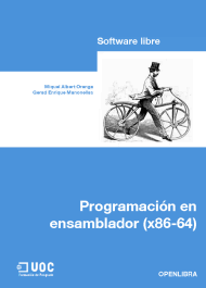 Programación en ensamblador (x86-64)