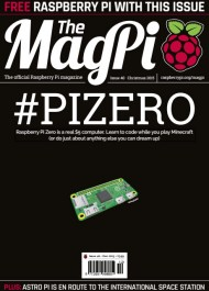 The MagPi #40