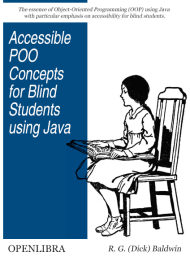 Accessible Objected-Oriented Programming Concepts for Blind Students using Java
