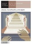 Jóvenes, tecnofilosofía y arte digital