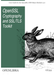 OpenSSL: Cryptography and SSL/TLS Toolkit