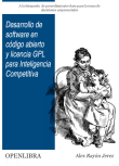 Desarrollo de software en código abierto y licencia GPL para Inteligencia Competitiva